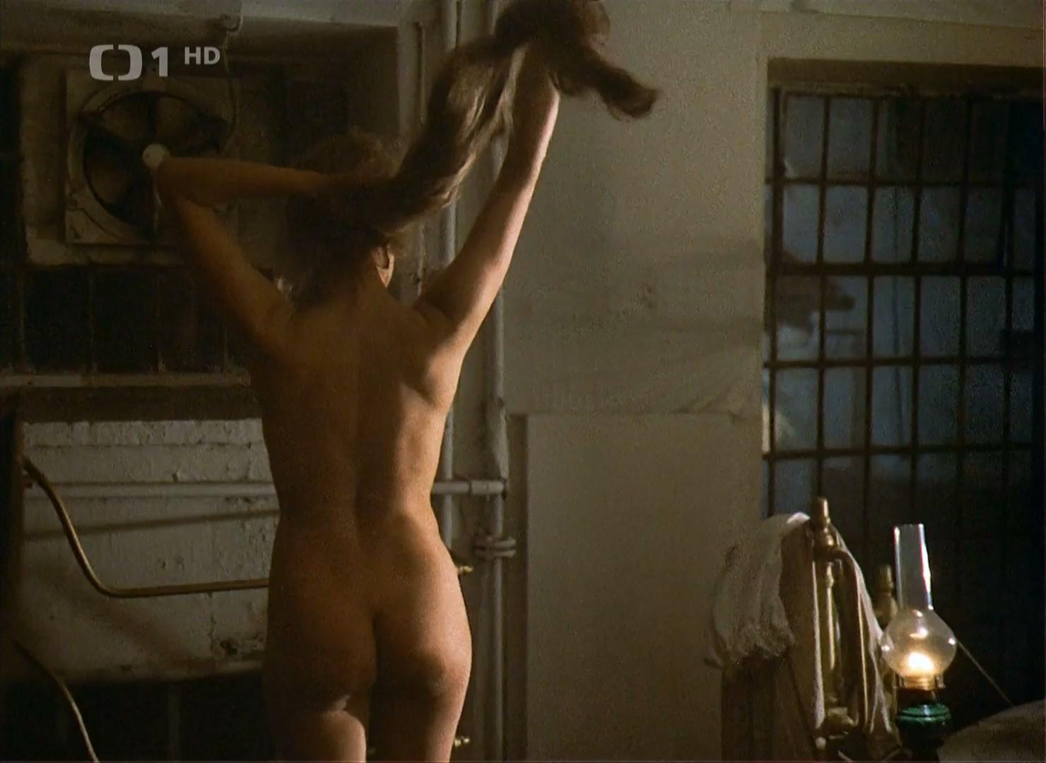 Abigail nackt Rogan Retro nudes,