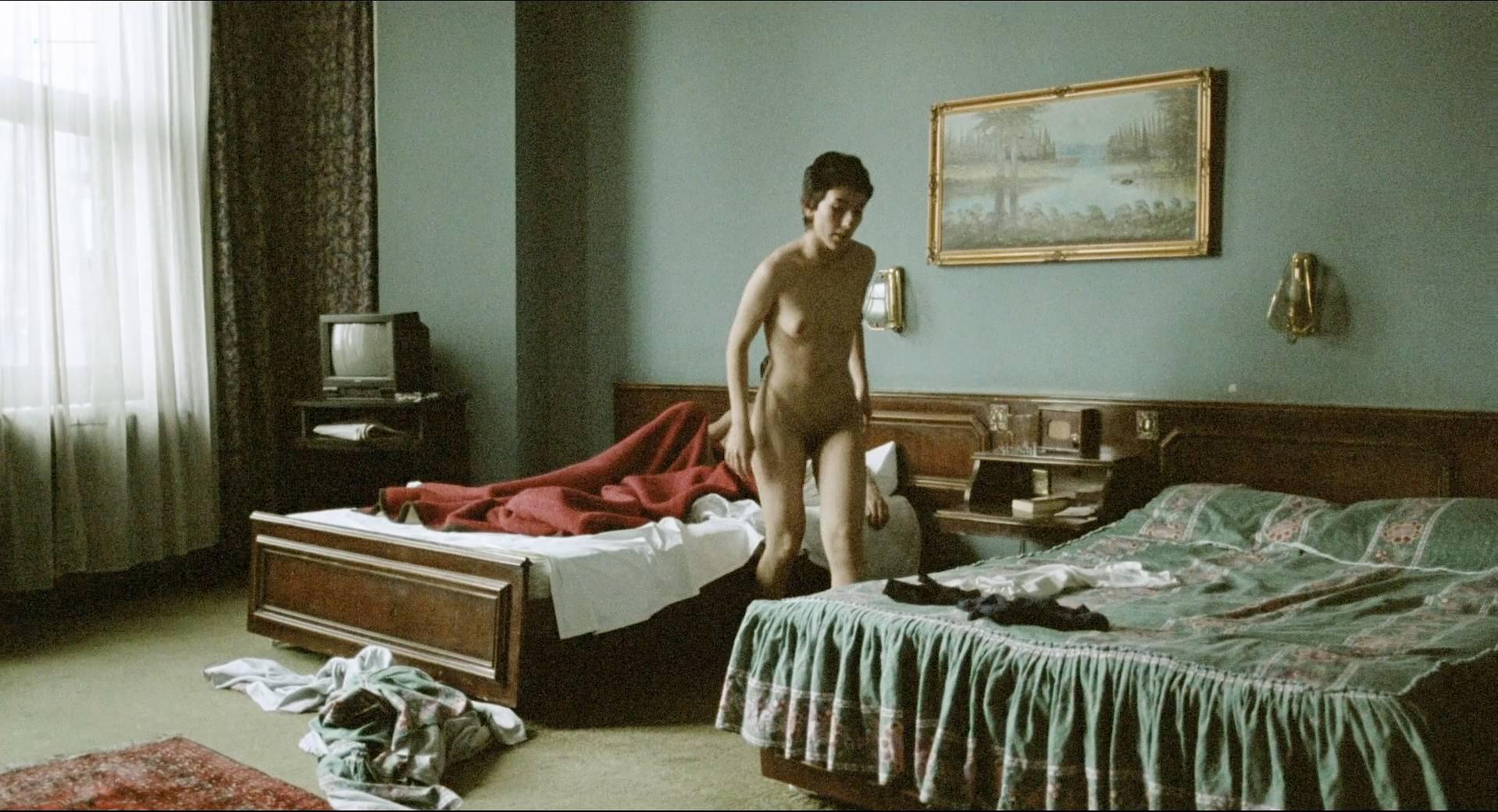 Amandine Chauveau  nackt