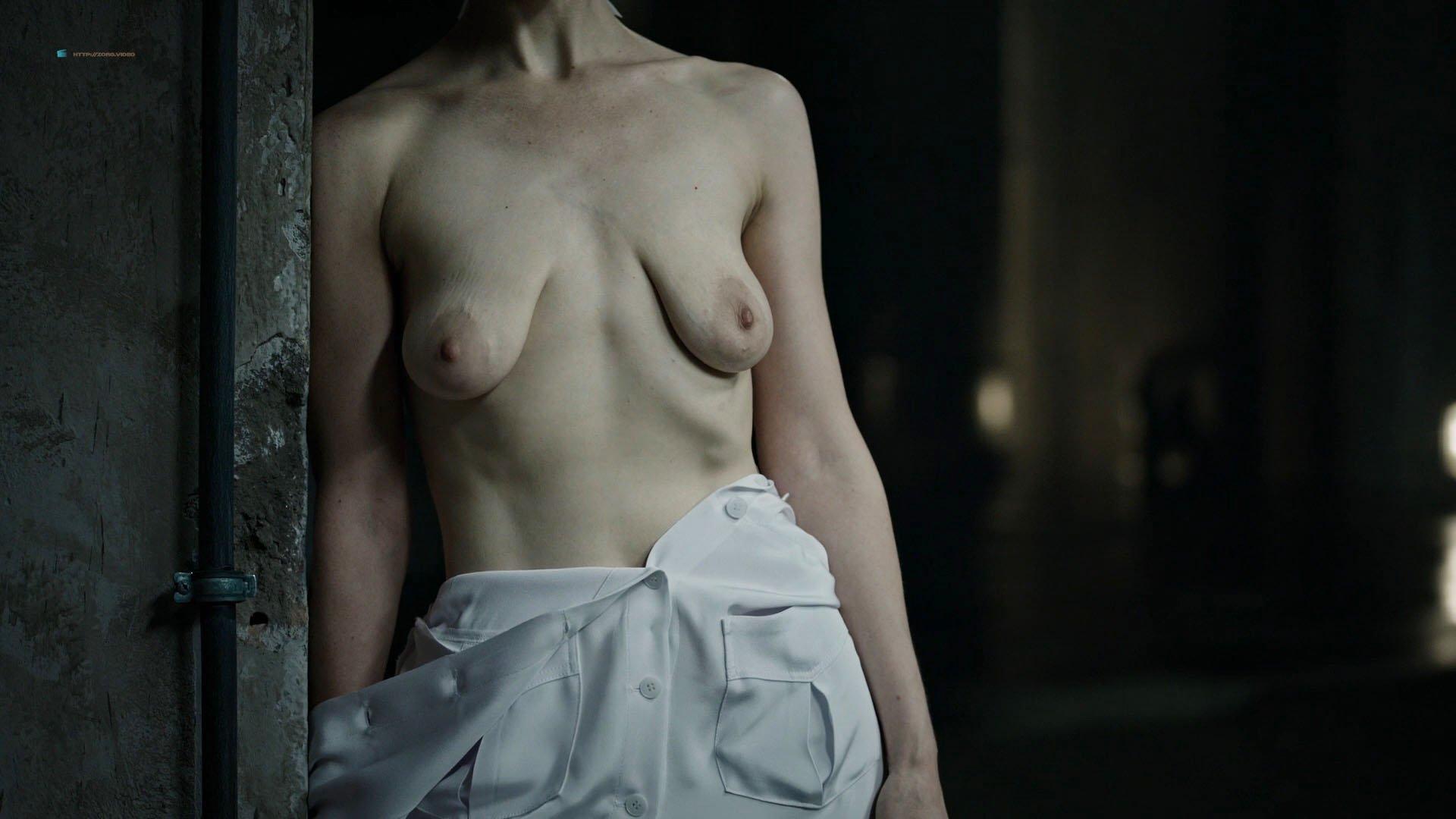 Nackt  Rebecca Olejniczak Rebecca Lee